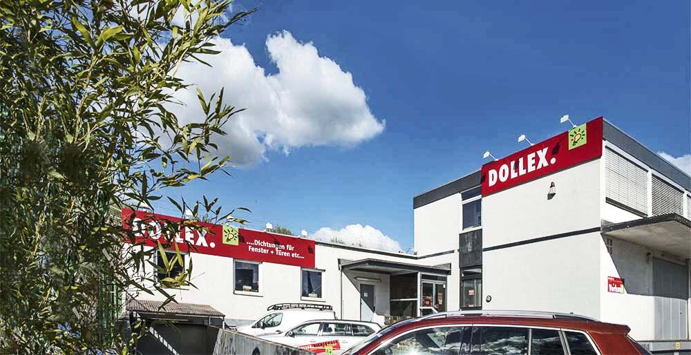 Dollex - Dichtungen für Fenster und Türen gegen Zugluft