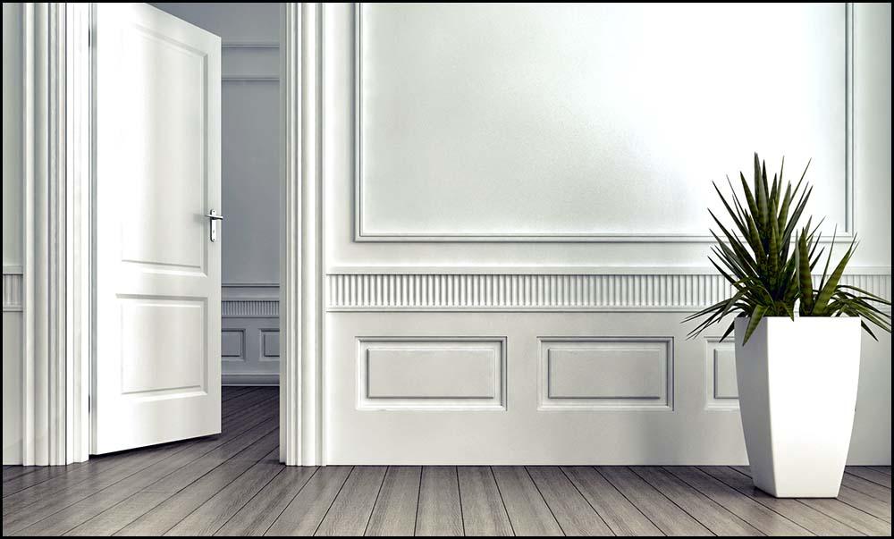 Absenkdichtung - wenn es unter der Tür durchzieht