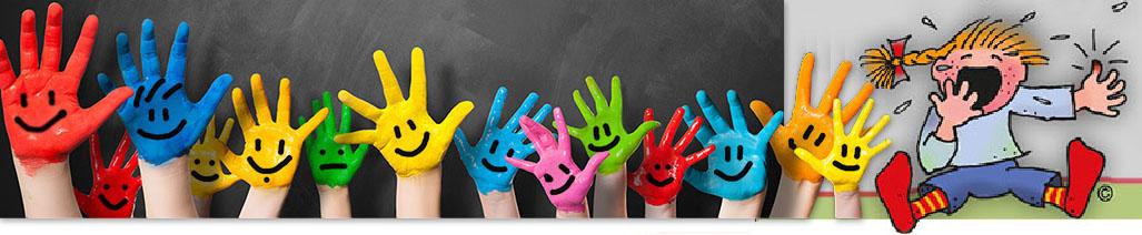Kinderhände schützen Kita-Max - günstig